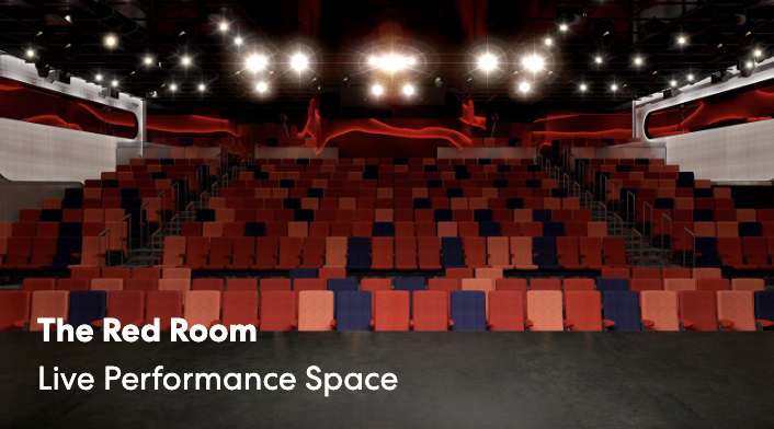 The Red Room for Live Performances