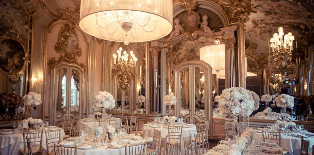 Villa Cora Wedding Ballroom