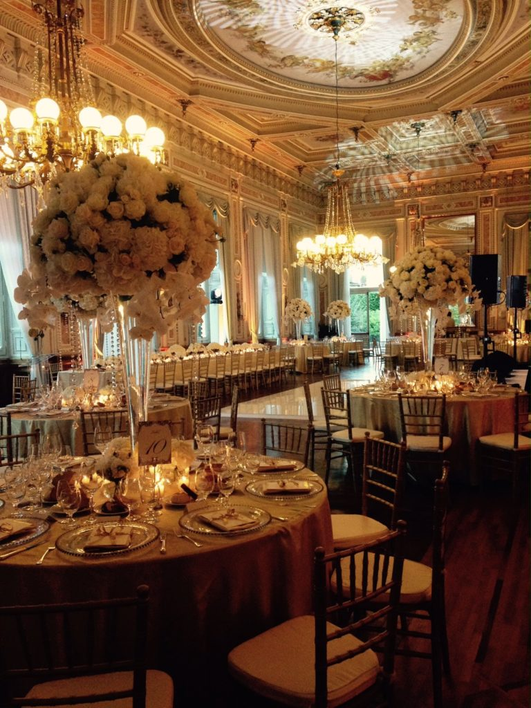 Grand Hotel Villa Serbelloni Wedding Hall