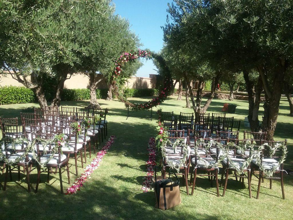 Countryside Moroccan Wedding