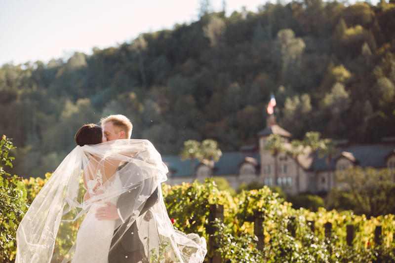5 Reasons You'll Love a Wine Country Wedding in Napa Valley