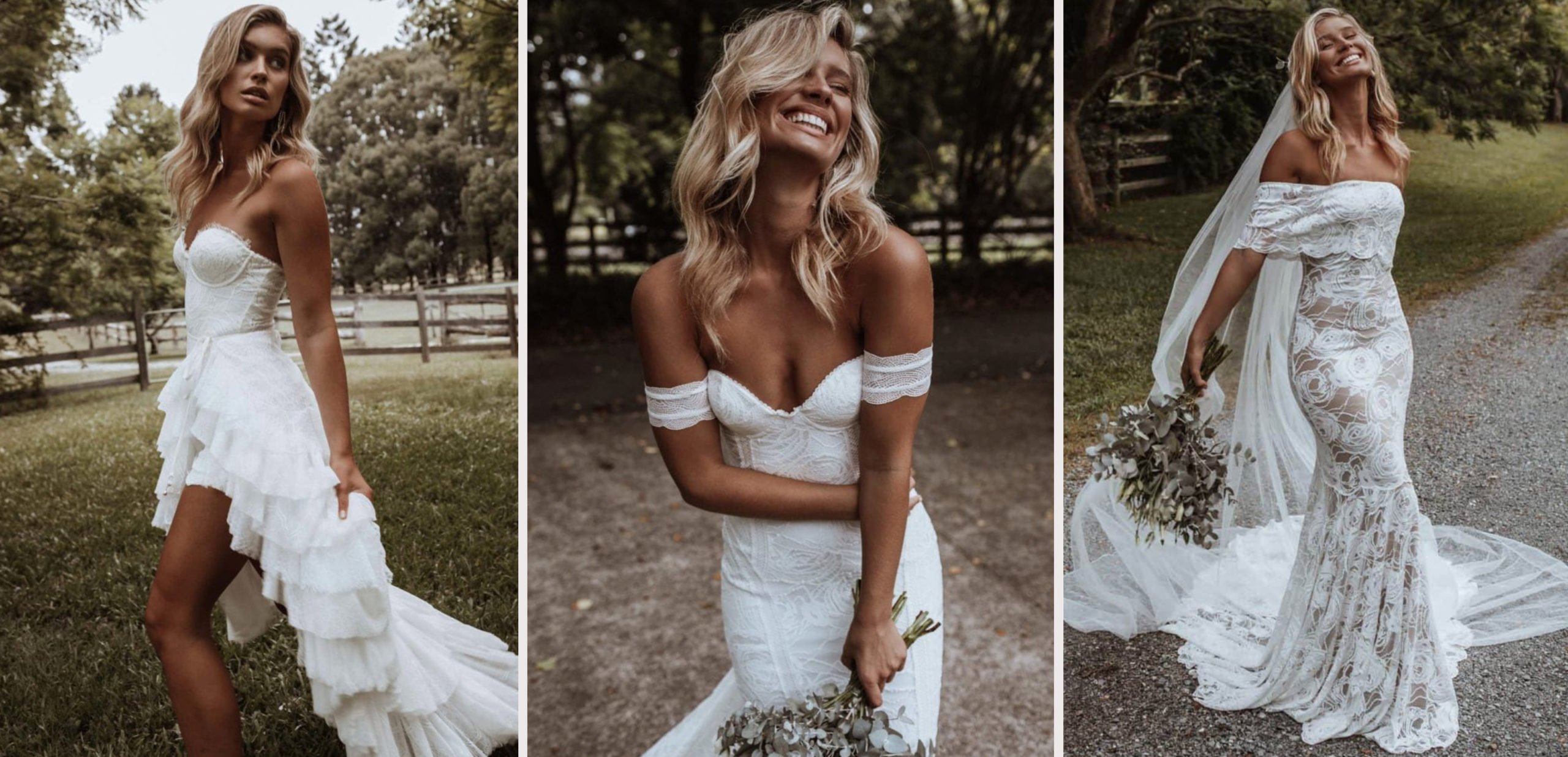 Gowns by Grace Loves Lace