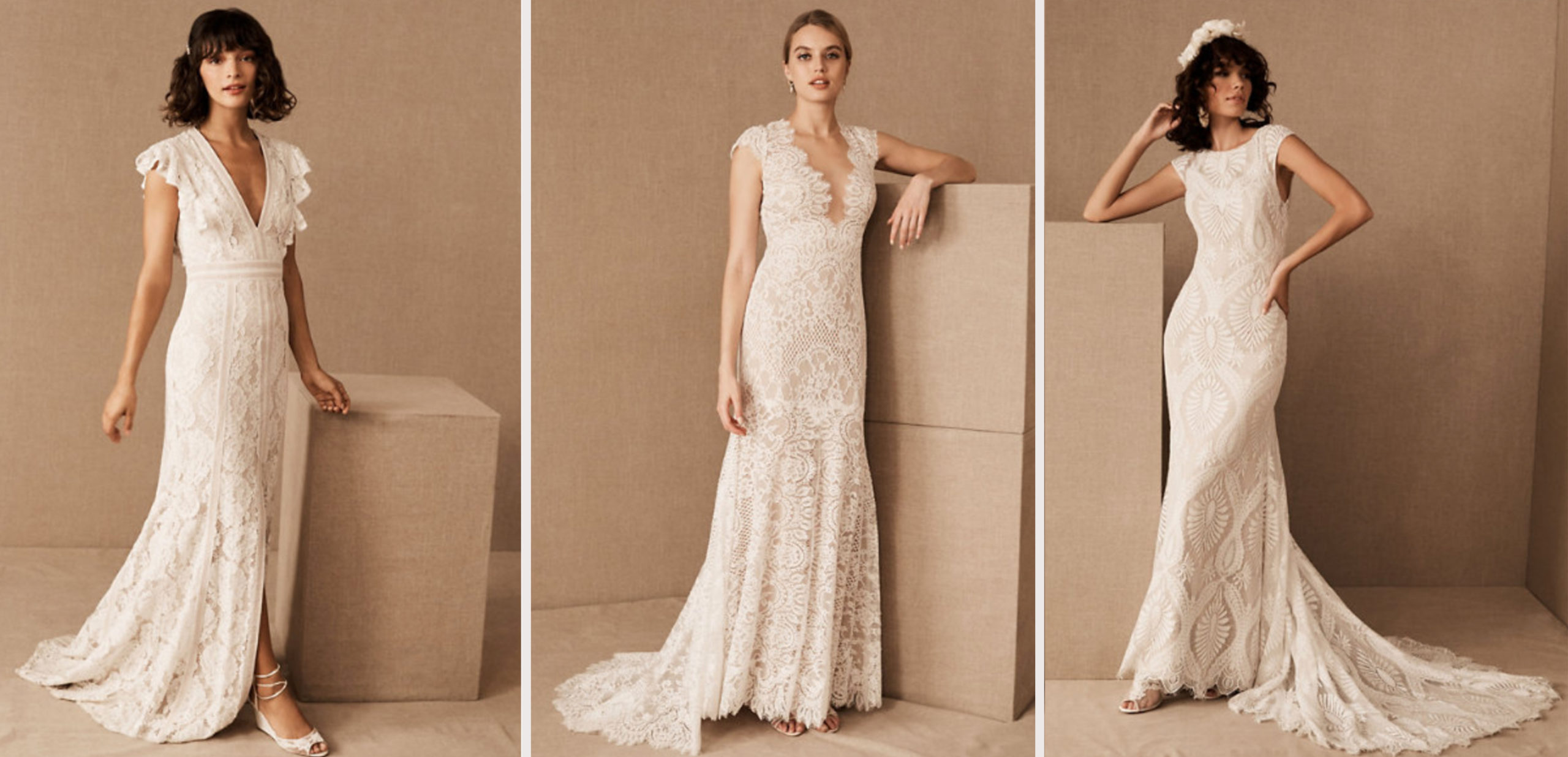 Gowns by BHLDN