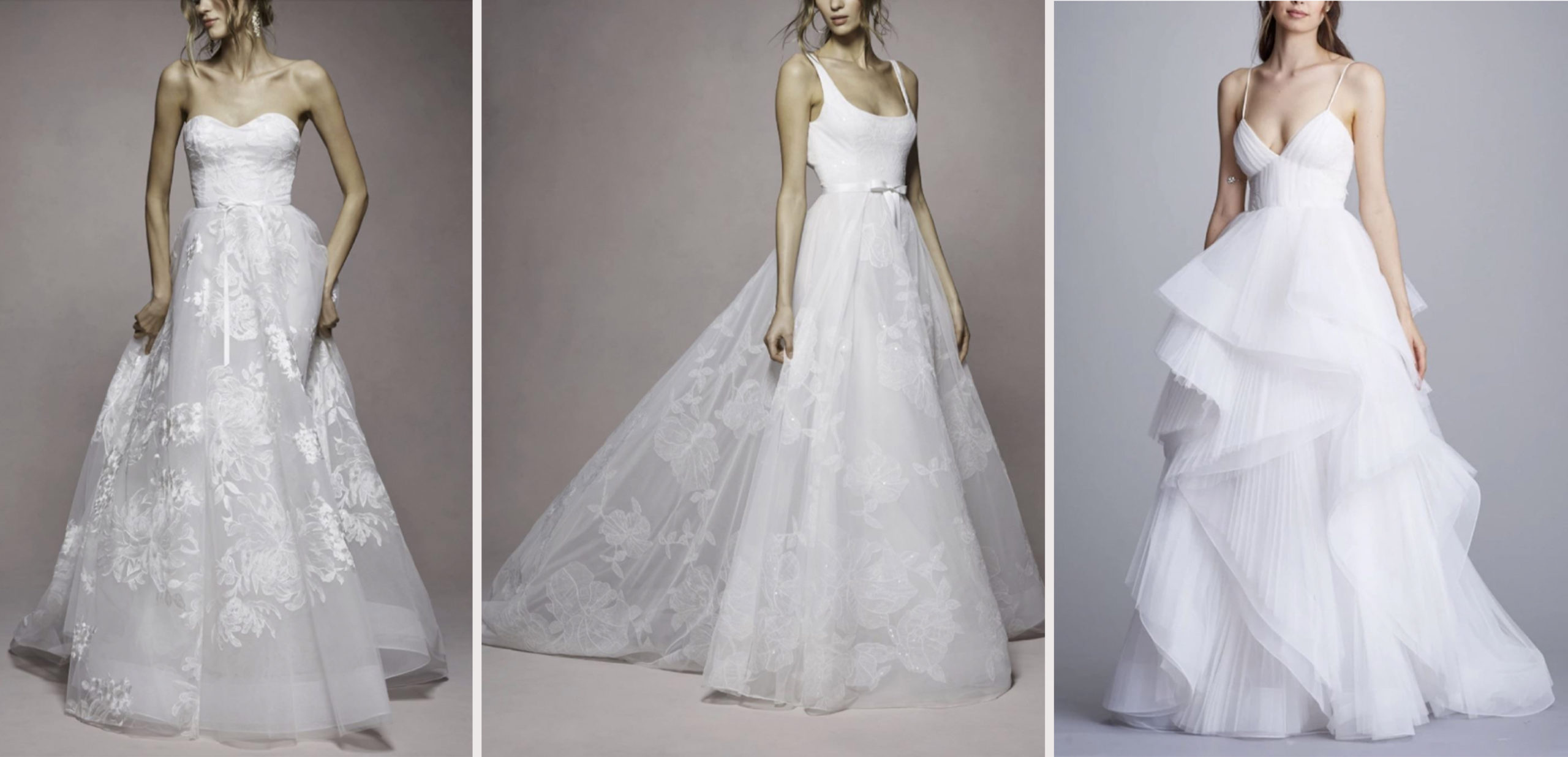 Gowns by Marchesa Notte