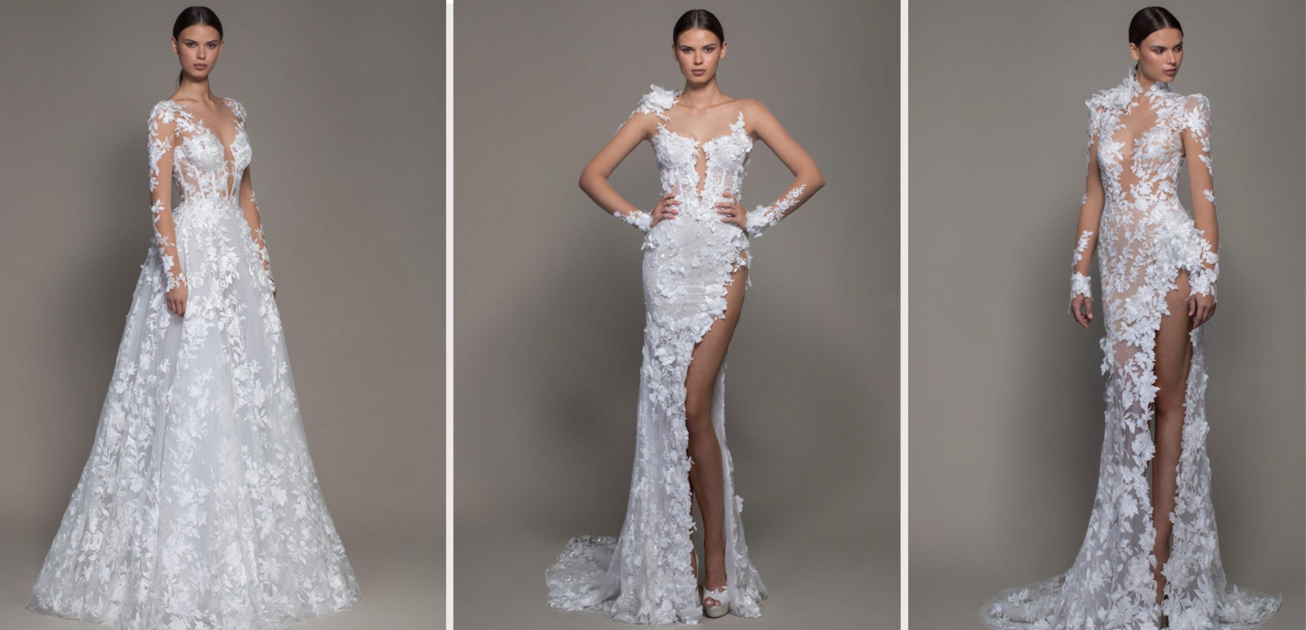 Designer Gowns by Pnina Tornai for Kleinfeld