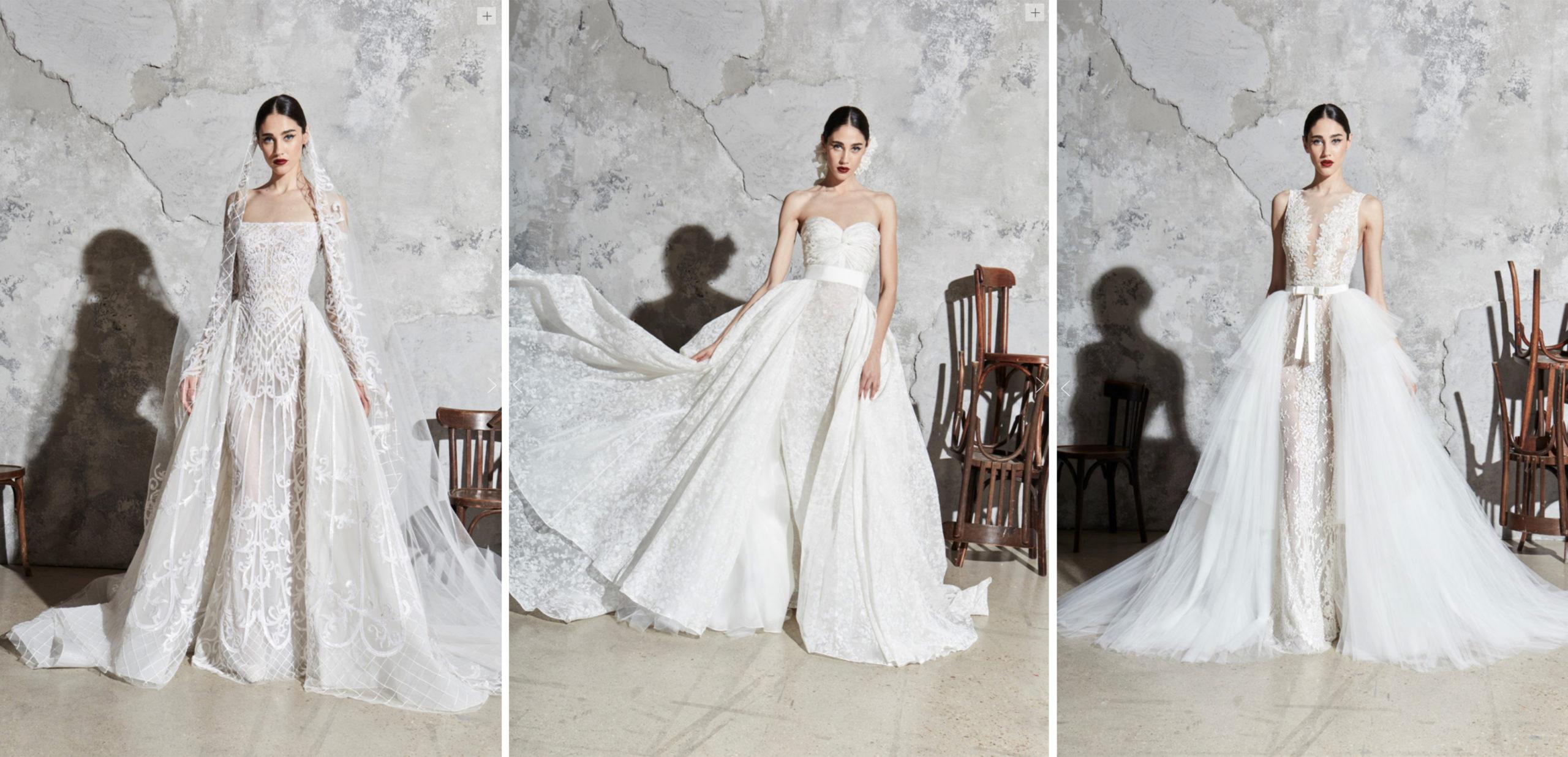 Gowns by Zuhair Murad