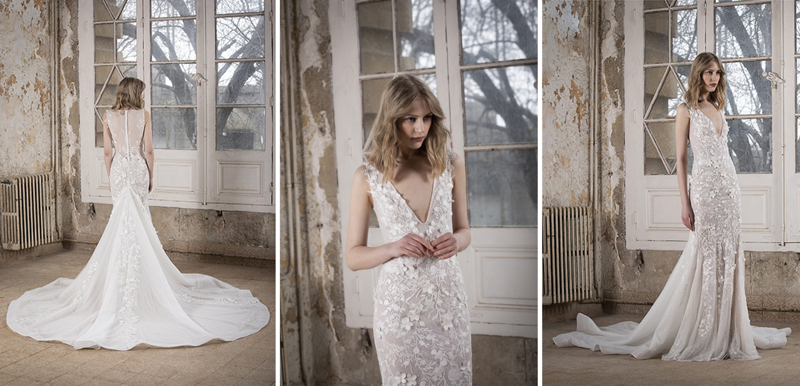 Gowns by Tony Ward for Kleinfelds