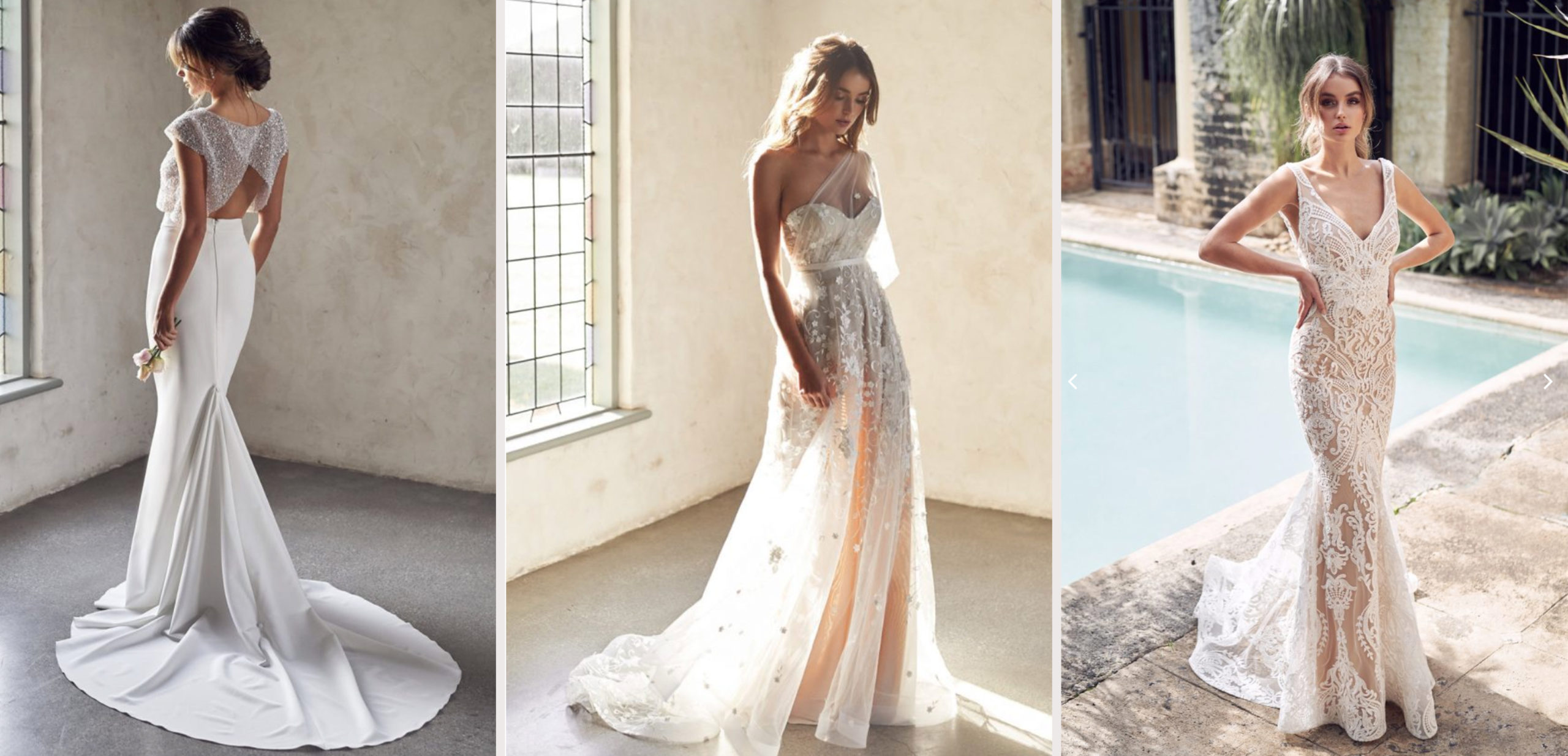 Anna Campbell Gowns