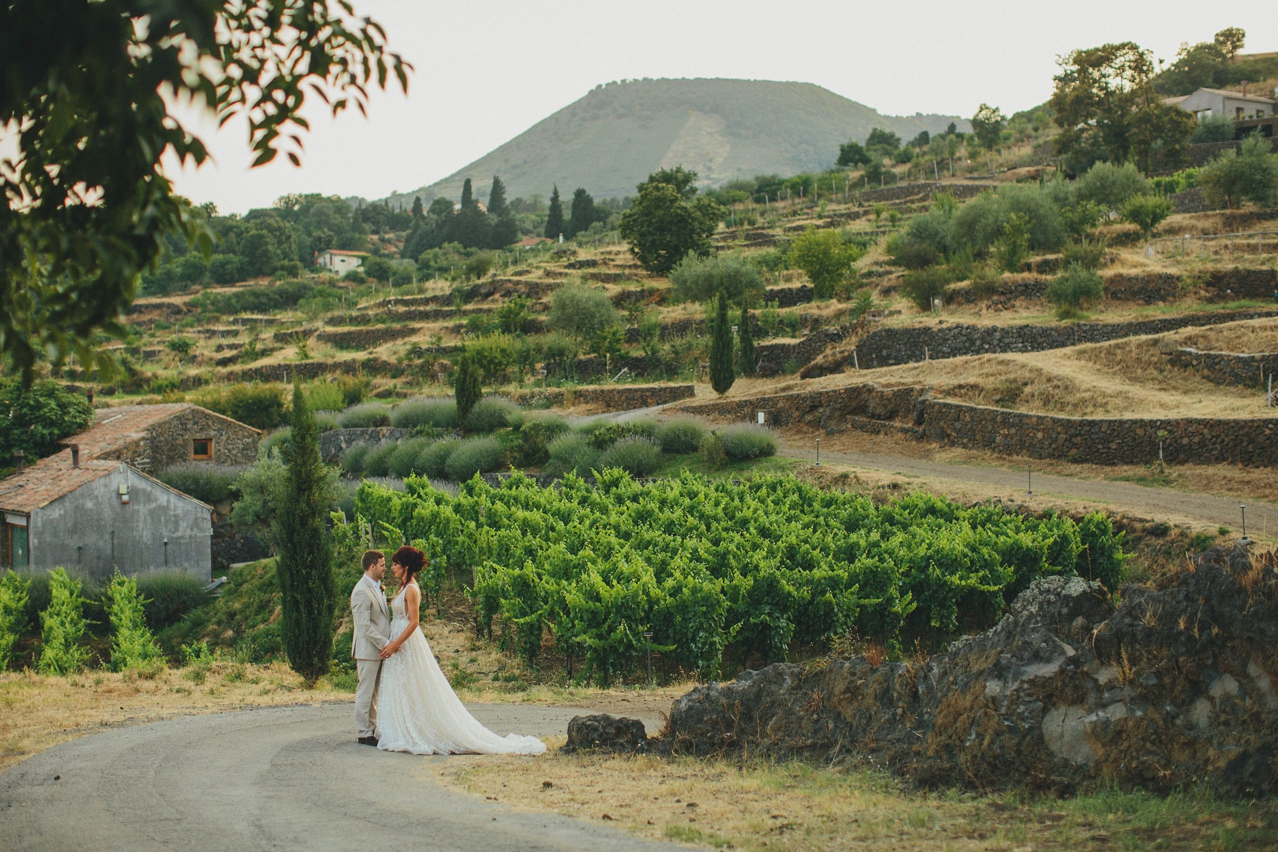 Cupid's Journey of Love Around The World - Part 3: A Countryside Destination Wedding