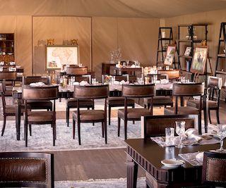 Fine Dining at One Nature Nyaruswiga