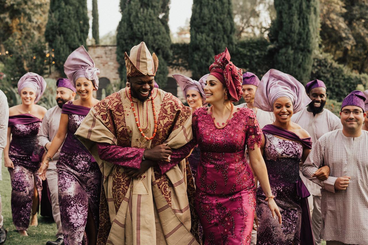 10 Nigerian Wedding Traditions & Customs We Love!
