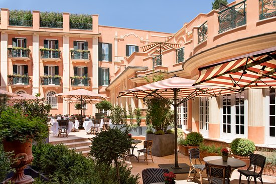 Hotel de la Ville, Rome