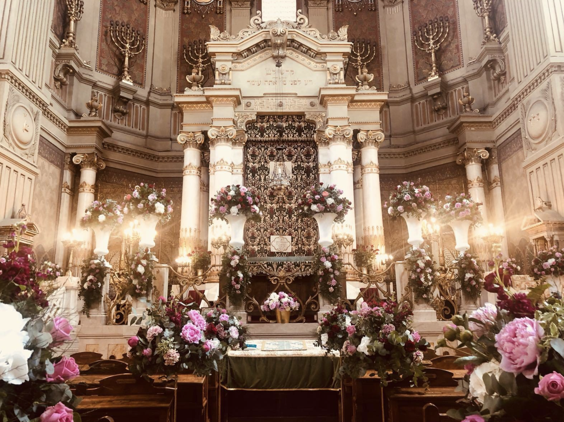 10 Beautiful Synagogues For A Jewish Destination Wedding in Italy
