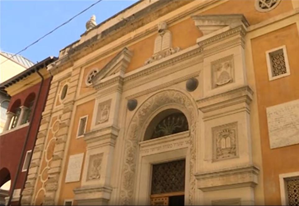 Synagogue of Verona exterior