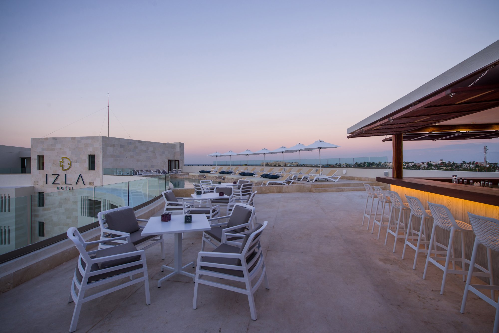 Adults Only Rooftop Bar
