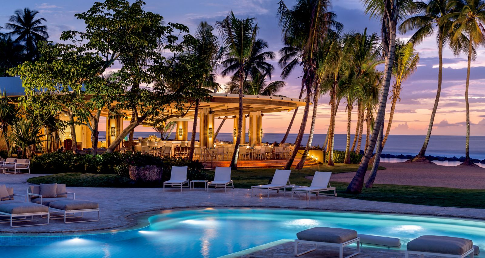 Encanto Beach Club and Grill
