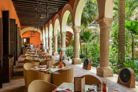 Jardin Santa Clara Restaurant