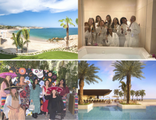 Wedaways Getaways™ image collage