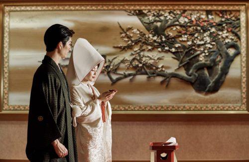 Hotel Gajoen Japanese Ceremony