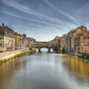 Stroll along the Arno River