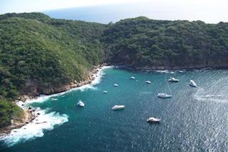 La Roqueta Island